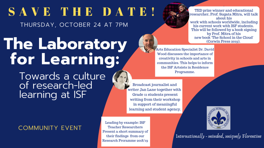 ISF Leading Edge Learning Research Programme Conference
